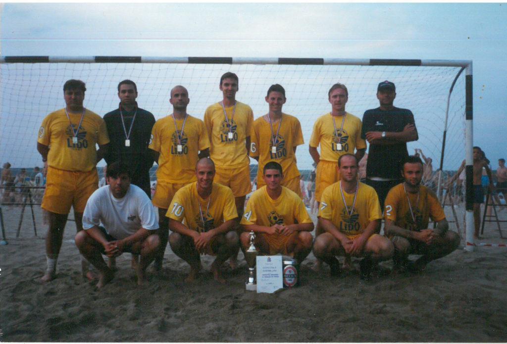 Beach Soccer Team