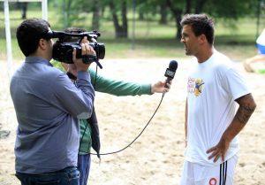 Beach Soccer Serbia Deki Stankovic